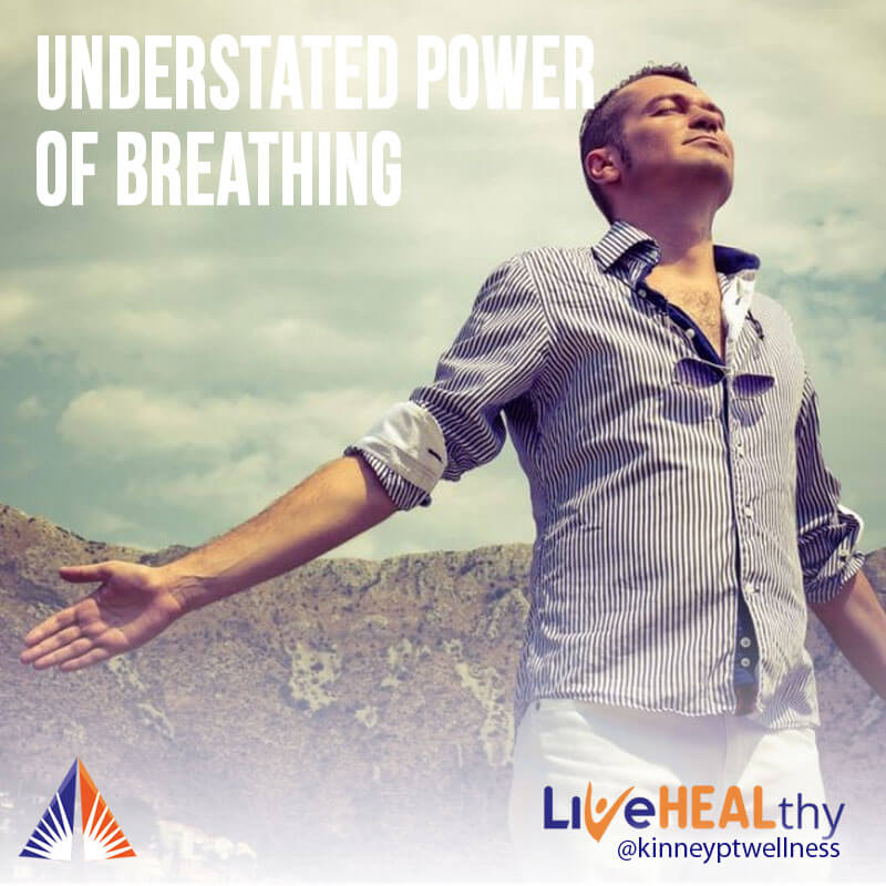 Lose weight with breathing